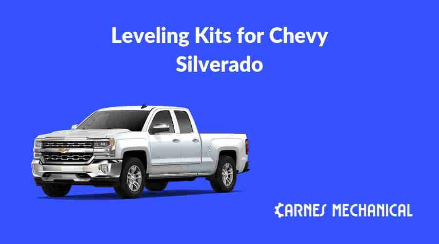 Leveling Kits for Chevy Silverado