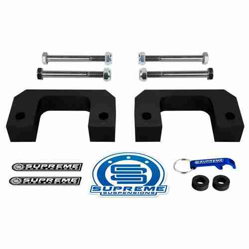Best Leveling Kit For Chevrolet Silverado Buying Guide