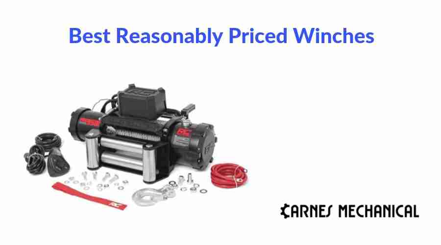 Best Reasonably Priced Winches