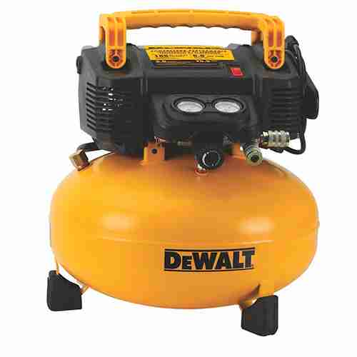 Buy DEWALT DWFP55126 6-Gallon 165 PSI Pancake Compressor