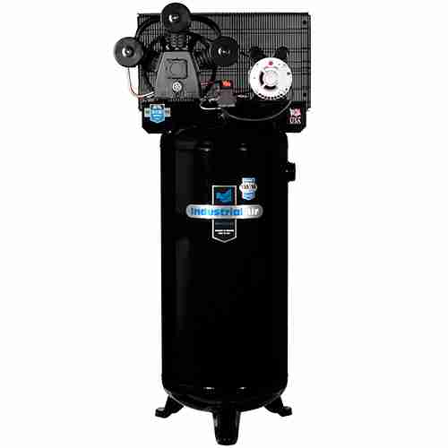Buy Industrial Air 60-Gallon Hi-Flo Single Stage Cast Iron Three Cylinder Air Compressor