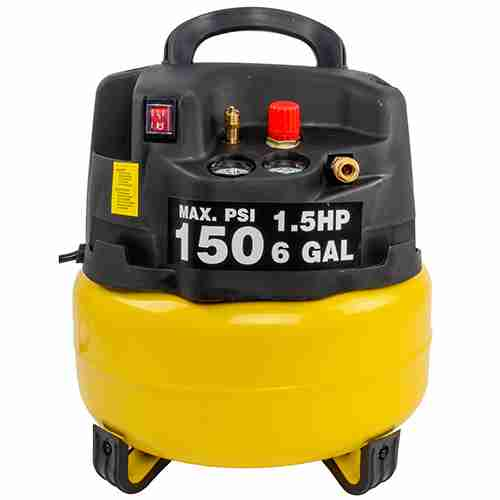 JEGS Performance Products 81966 Air Compressor 6 Gallon