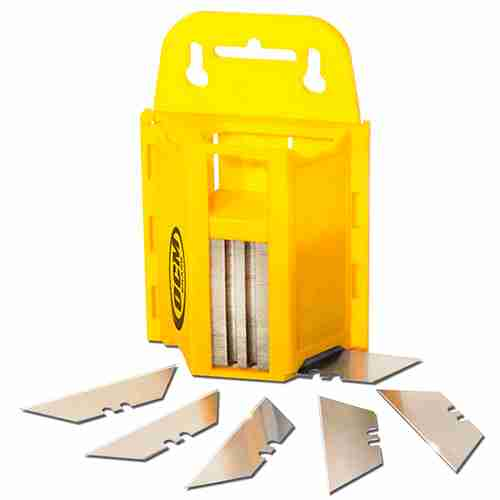 Buy OCM -100 Pack Utility Knife Blades