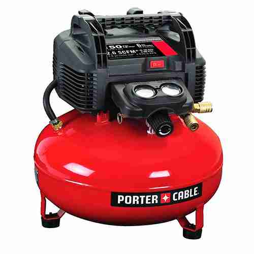 Buy PORTER-CABLE C2002 Oil-Free UMC Pancake Compressor