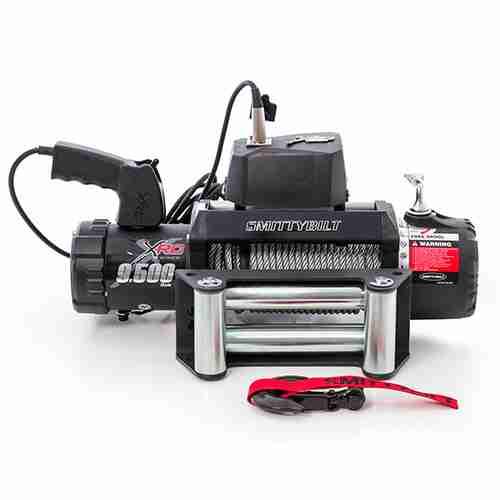 Buy Smittybilt 97495 XRC Winch - 9500 lb. Load Capacity