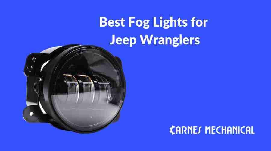 jeep jk fog light upgrade