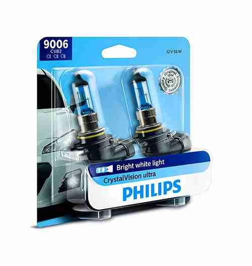 Philips 9006 CrystalVision Ultra Upgrade Bright