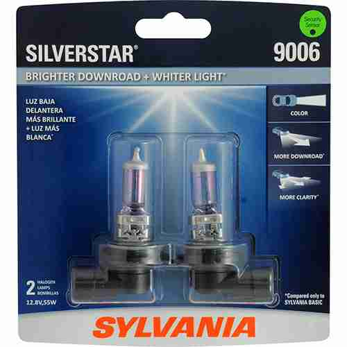 SYLVANIA 9006 SilverStar High Performance