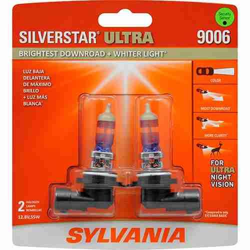 SYLVANIA 9006 SilverStar Ultra