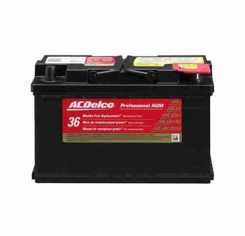 ACDelco 94RAGM Professional AGM Automotive BCI Group 94R Battery e1558535252435