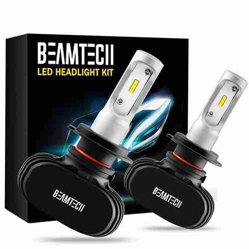 BEAMTECH H7 LED Headlight Bulb