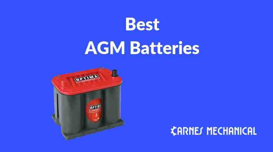 best agm battery