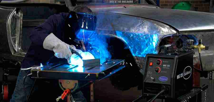 The Best Welders for Auto Body Work – Reviews 2019