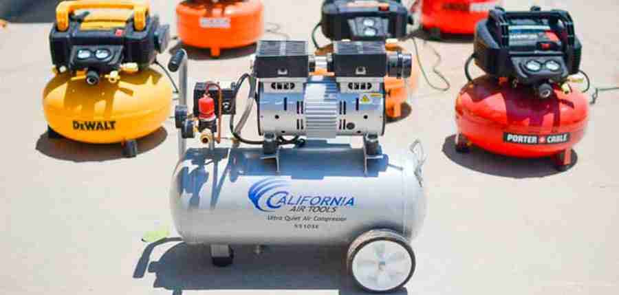 Best Portable Air Compressors under $50 – Good & Inexpensive