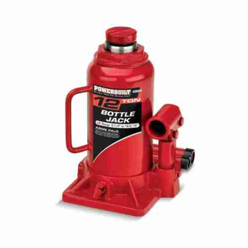 Best Hydraulic Bottle Jacks (With High Lift): Buying Guide