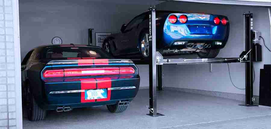Best Car Lifts for Small Garage Buyer's Guide