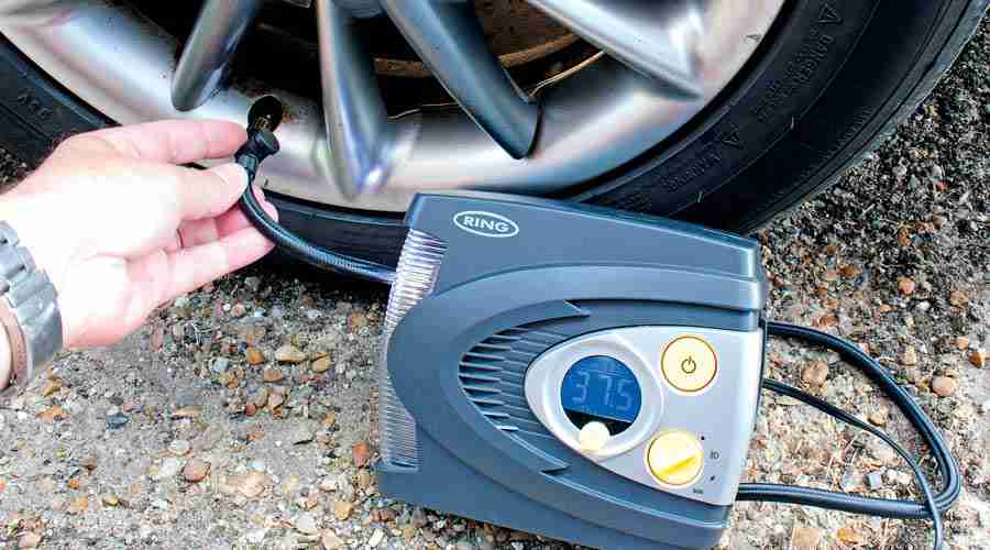 How to use air compressor2