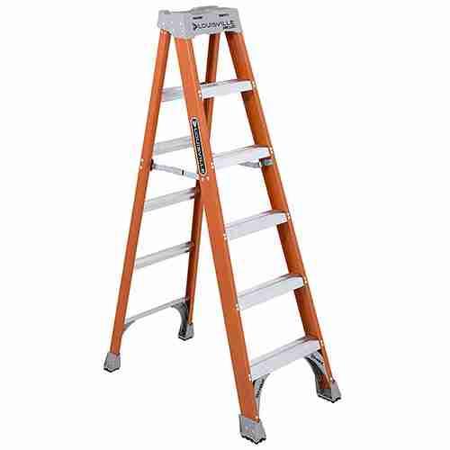 Louisville Ladder FS1506 Fiberglass Ladder