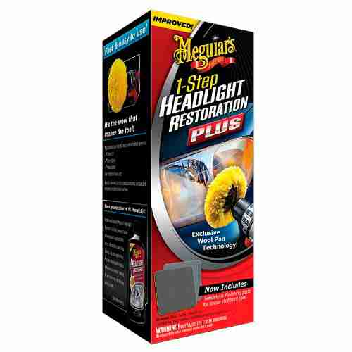Best Headlight Restoration Kits for Automobile Owners