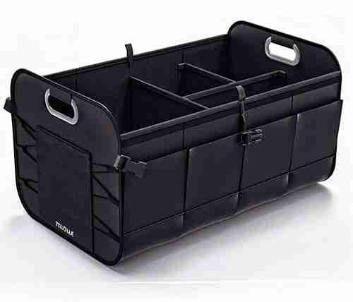 Best Trunk Organizers (Foldable and Collapsible)