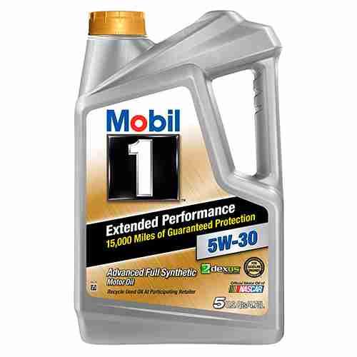Mobil 1 120766 Extended Performance 5W 30 Motor Oil