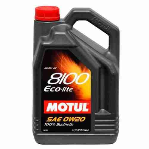 Motul 8100 ECO LITE 0W20