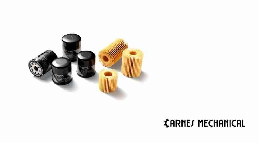 best oil filter for toyota tacoma