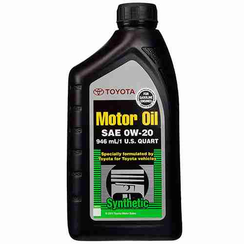 Best oil for Toyota