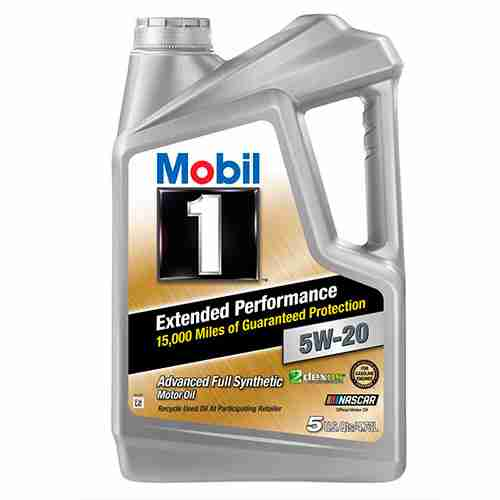 Mobil 1 120765 Extended Performance 5W 20 Motor Oil