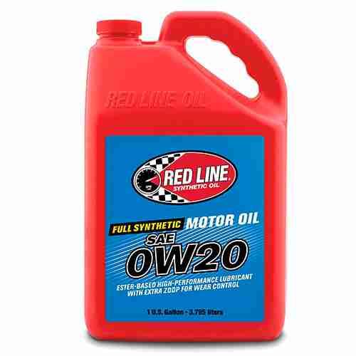 Red Line 11805 0W20 Motor Oil