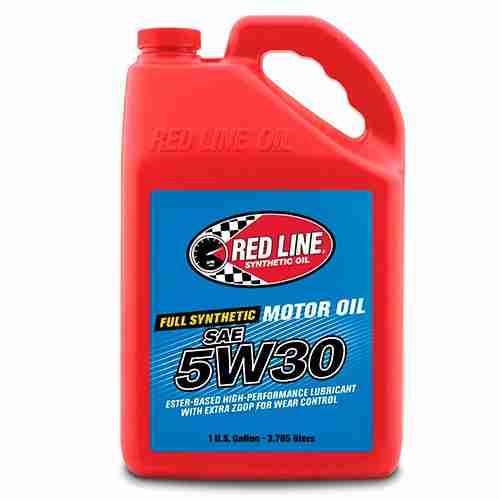 Red Line 15305 5W30 Motor Oil 1 Gallon Jug