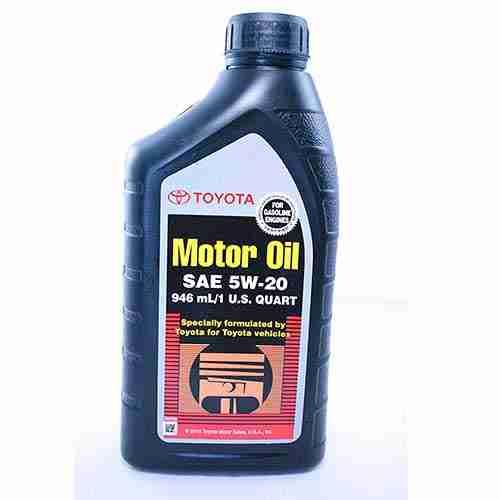Best Engine Oil For Toyota 4runner