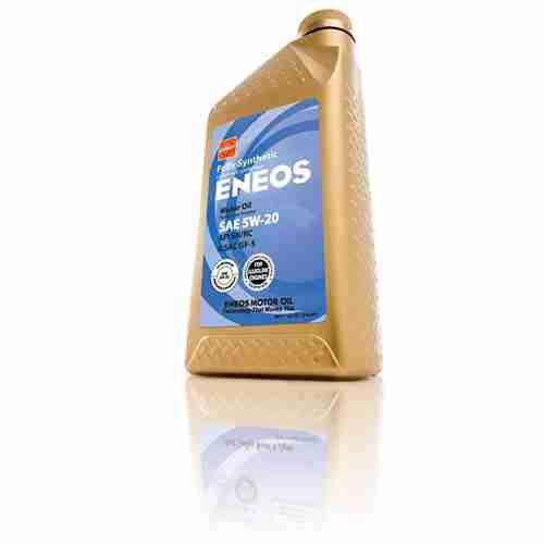 Eneos 3241301 API SN ILSAC GF 5 Certified 5W 20 Fully Synthetic Motor Oil 2