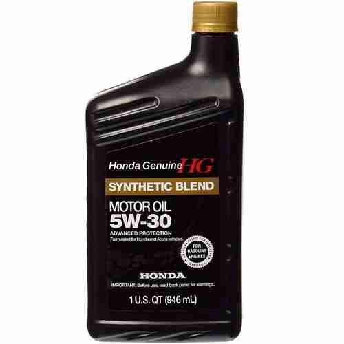 Genuine Honda 08798 9034 Synthetic Blend Oil 5W 30 1