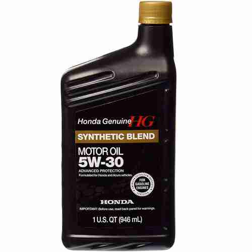 Genuine Honda 08798 9034 Synthetic Blend Oil 5W 30 3