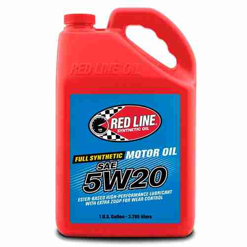 Red Line 15205 5W20 Motor Oil 2