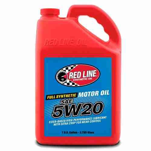 Red Line 15205 5W20 Motor Oil 4