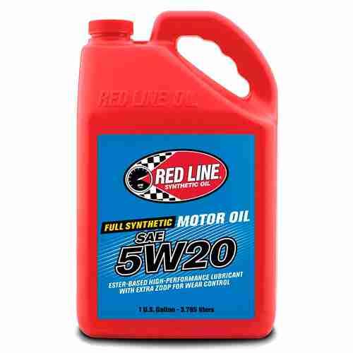 Red Line 15205 5W20 Motor Oil 5