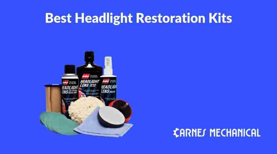 Best Headlight Restoration Kits