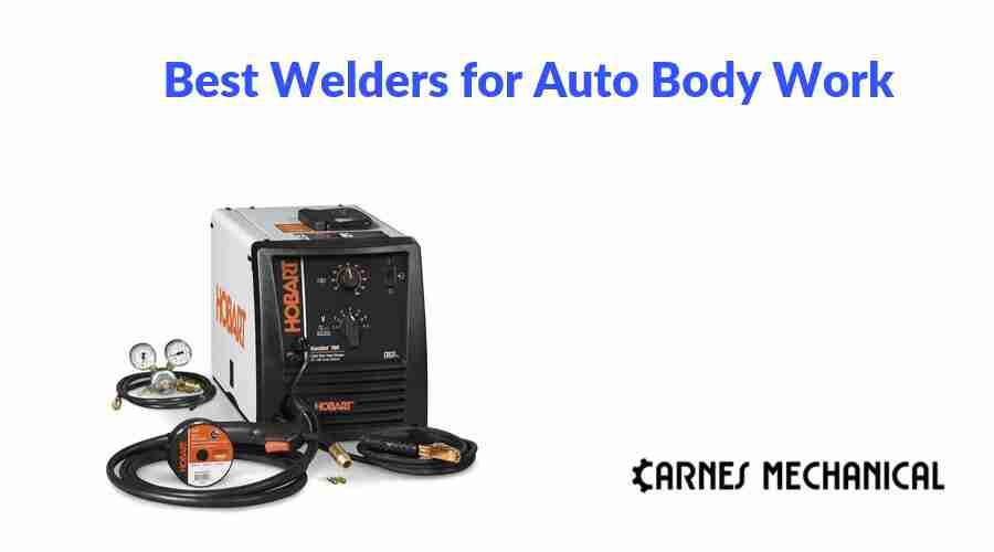 Best Welders for Auto Body Work