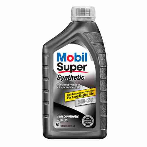Mobil 1 Super 112911 5W 20 Synthetic Motor Oil 1