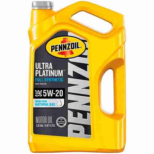 Pennzoil Ultra Platinum Full Synthetic 5W 20 Motor Oil 1