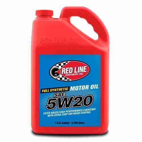 Red Line 15205 5W20 Motor Oil 1