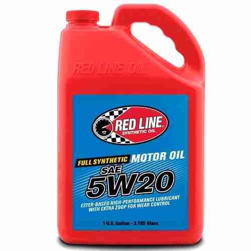Red Line 15205 5W20 Motor Oil 3
