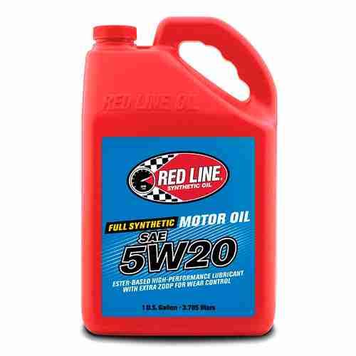Red Line 15205 5W20 Motor Oil 6