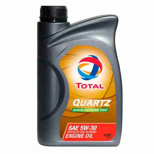 TOTAL 185673 12PK Quartz 9000 Future FGC 5W 30 Engine Oil 1