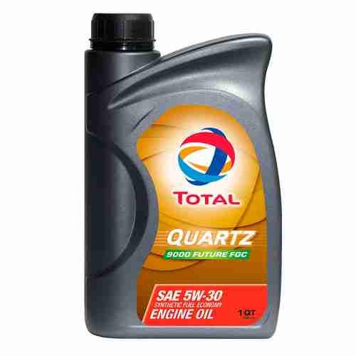 TOTAL 185673 12PK Quartz 9000 Future FGC 5W 30 Engine Oil 2