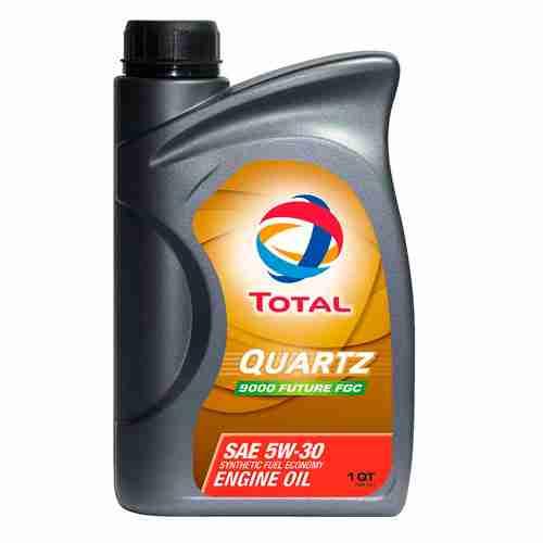 TOTAL 185673 12PK Quartz 9000 Future FGC 5W 30 Engine Oil 3