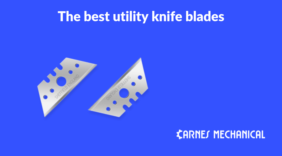 The best utility knife blades