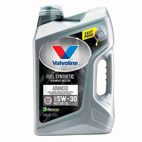 Valvoline Advanced Full Synthetic SAE 5W